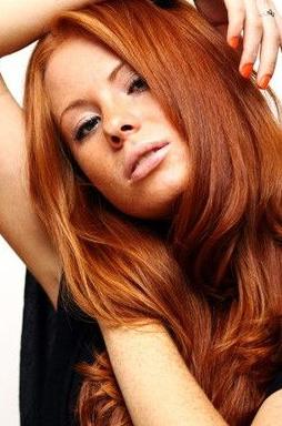 Come ravvivare i capelli rossi