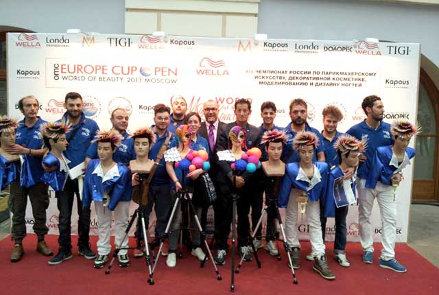 Campionato Europeo acconciatori