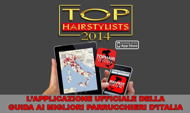 APP TOP HAIRSTYLISTS 2014