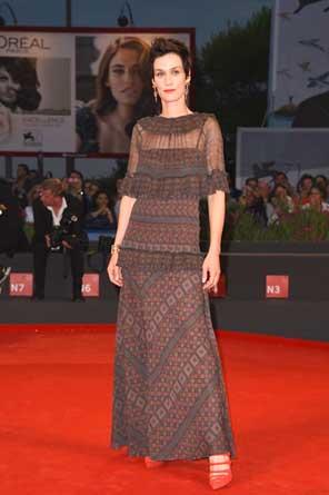 CLOTILDE HESME - Mostra del Cinema - Venezia