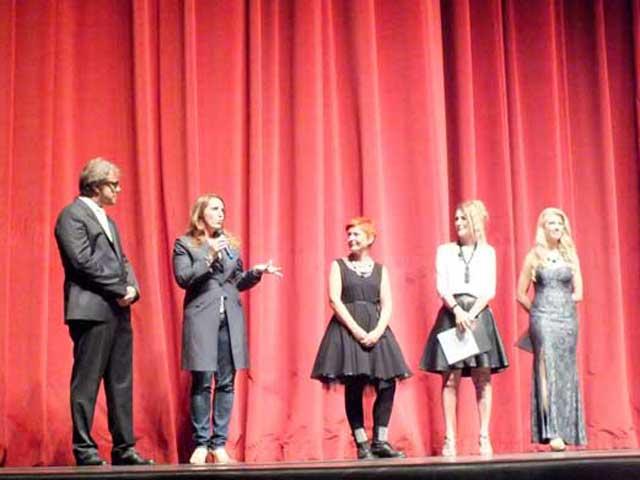 con Elena Donazzan e Stefania Fraccaro