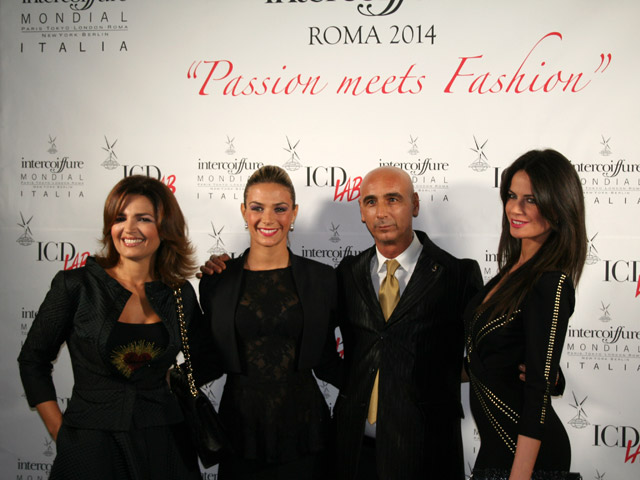INTERCOIFFURE ROMA 2014