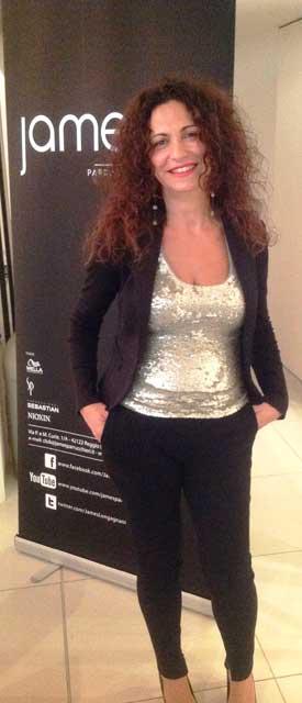 Cristina Vecchi coordinatrice