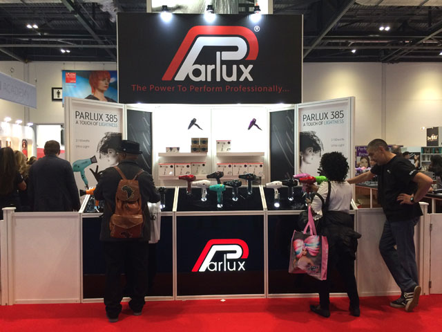 Parlux: Salon International 2014