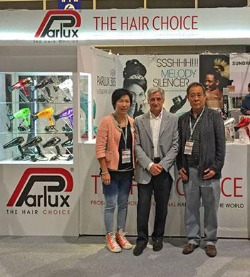PARLUX: COSMOPROF ASIA 2014