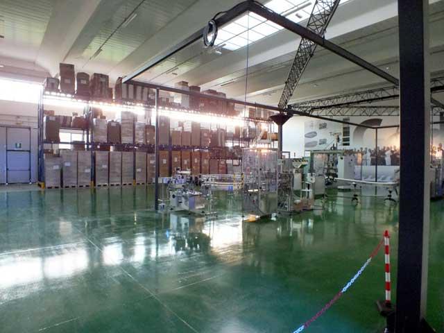 SENS.US - fabbrica