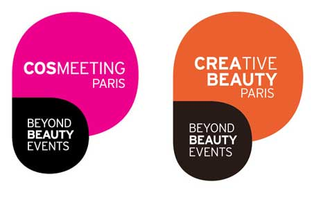 Cosmeeting & Creative Beauty Paris trade shows 2014
