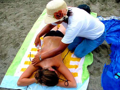 Acconciatori,massaggiatori abusivi