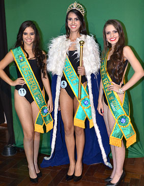 MISS BRAZIL MODEL® 2014