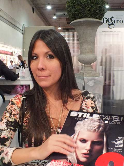 Giselle Corser - STS Beauty Barcelona