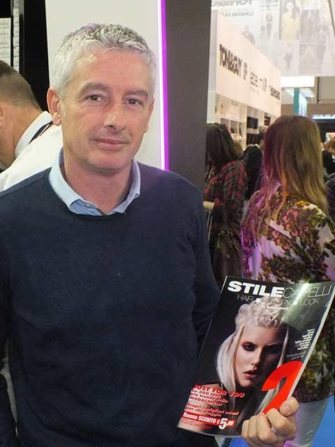Stefano Tricca - G&P Cosmetics