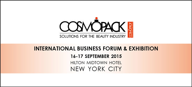 Cosmopack International Business Forum & Exhibition