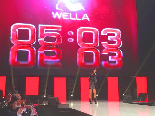 Show Wella a Bologna