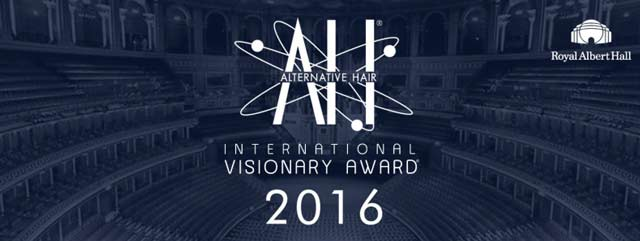 INTERNATIONAL VISIONARY AWARD 2016