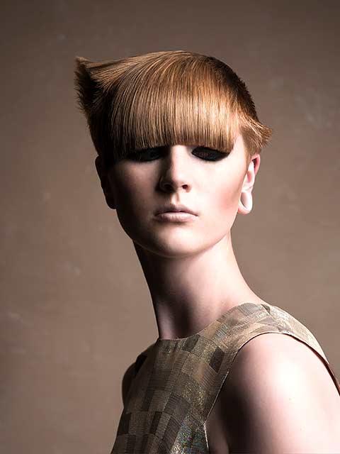 Brent Barlow & Rosie Binns @ Ethos Hairdressing