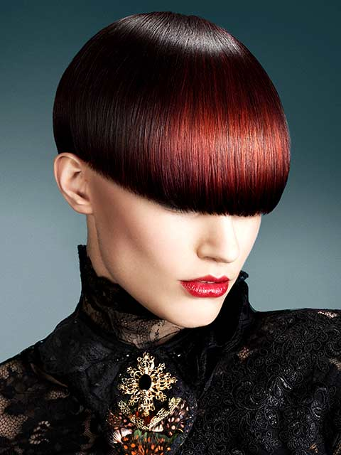 Sharon Malcolm @ Sharon Malcolm Hairdressing