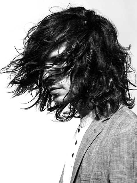 Uros Mikic @ Kinky Curly Straight