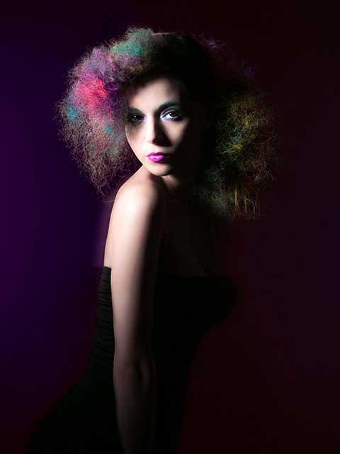 Ramona Malaguti, Gianmarco Martello @ Passion4Fashion Academy