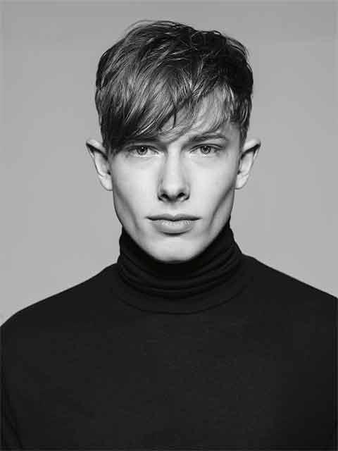 Thom Wharton @ Andrew Collinge Hairdressing
