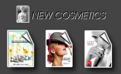 NEW COSMETICS Roma - Distributore di prodotti ed accessori professionali per capelli ed estetica